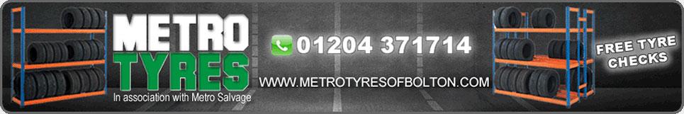 Metro Tyres Bolton